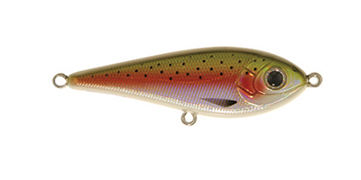 Strike Pro Tiny Buster 6,8cm Rainbow Trout
