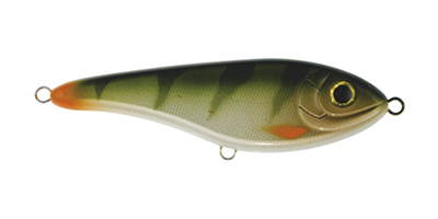 Strike Pro Tiny Buster 6,8cm Natura Perch