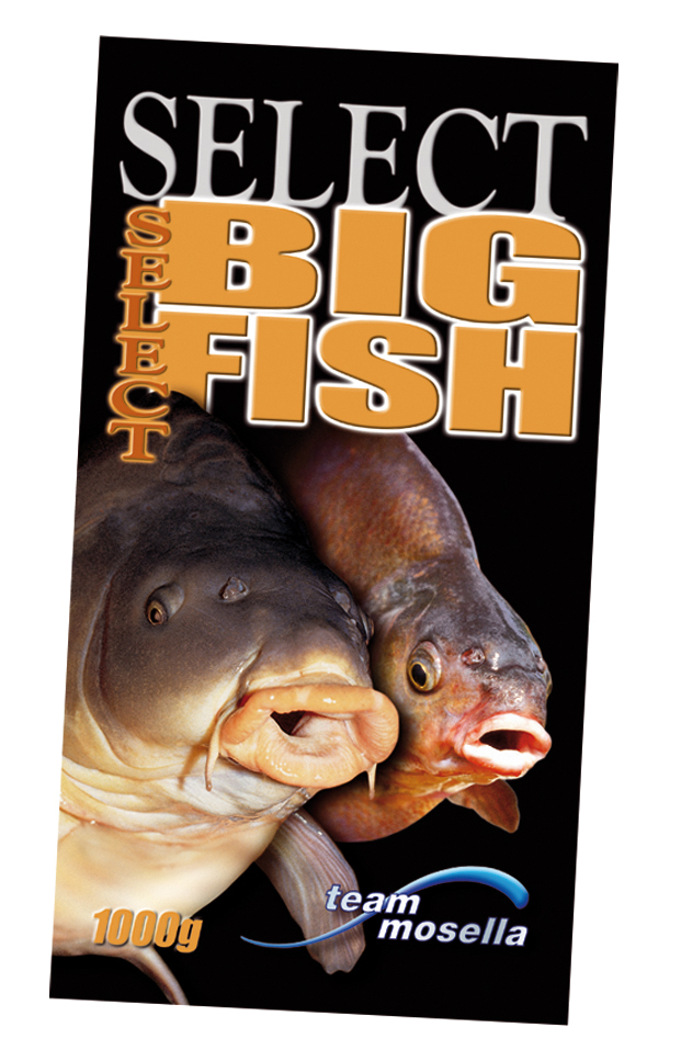 Mosella Select Big Fish 1kg