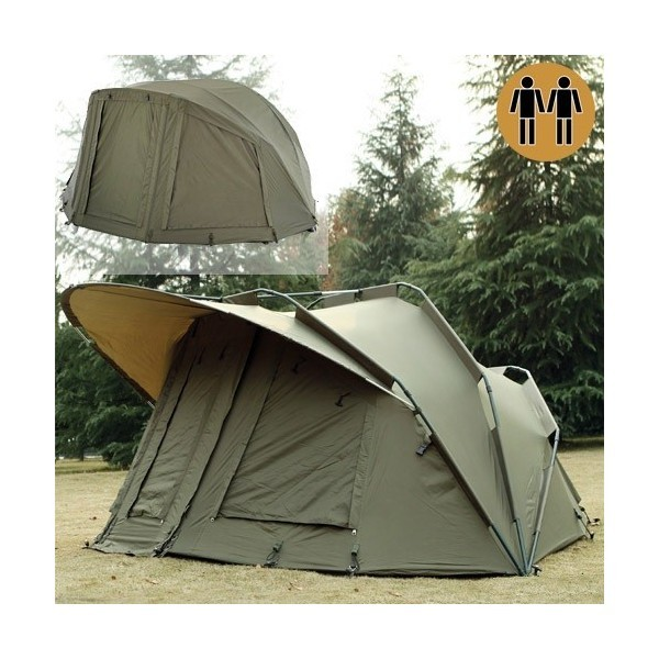 Bivak Pelzer All Weather Dome 2man + zimní přehoz