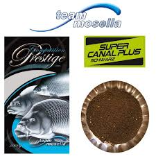 Mosella Prestige Competition Super Canal Plus Black 1kg