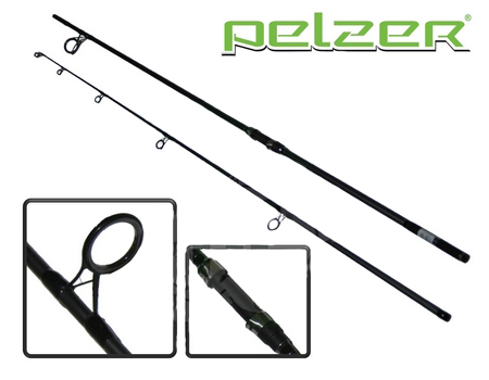 Pelzer Carp Fighter 12ft 3lb LR 50mm 1+1